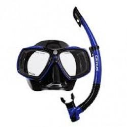 Kit máscara/snorkel Cetus